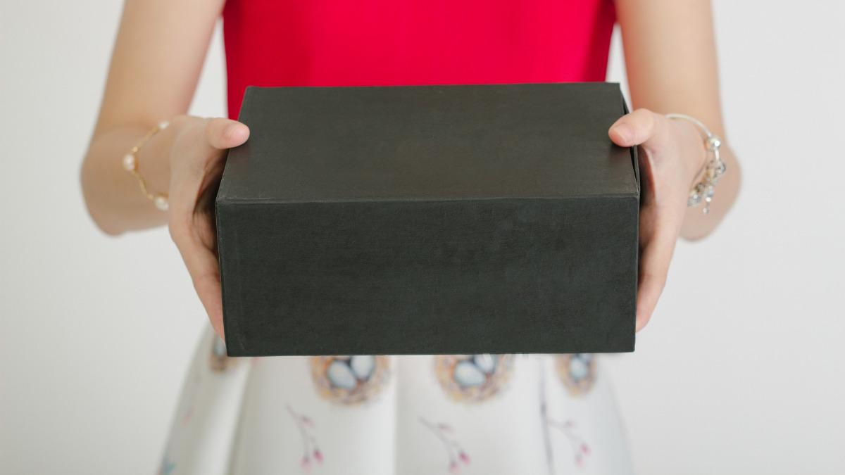 モノの詰まった箱